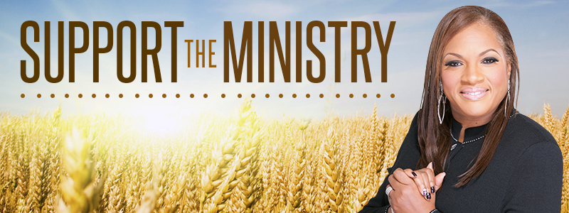 support the ministry